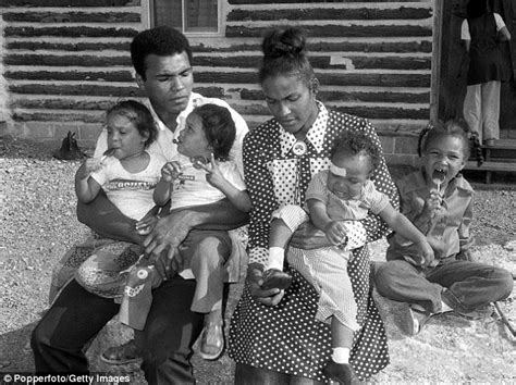 muhammad ali biography family muhammad ali s women and a very fractured family daily