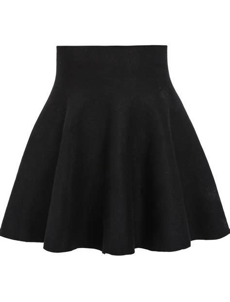Skirt Highwaist high waist ruffle skirtfor romwe
