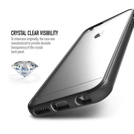 One Y1884 Iphone 6 6s obliq mcb one series iphone 6 6s bumper grey