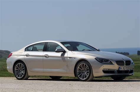 bmw  series gran coupe autoblog