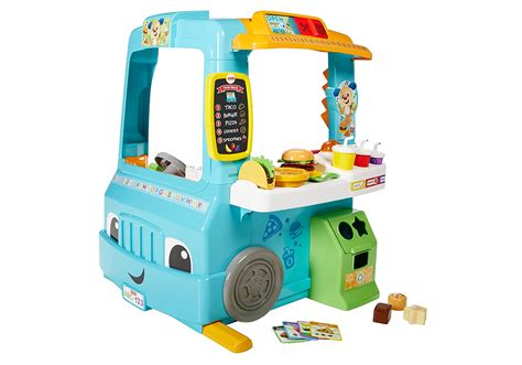 Mainan Anak Western Food Shop Playset food trucks for toys