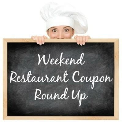 Code Rock The Weekend weekend restaurant coupons rock lobster carl s jr logan s roadhouse more