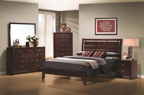 Eastern King Bedroom Set by Serenity 4pc Eastern King Bedroom Set