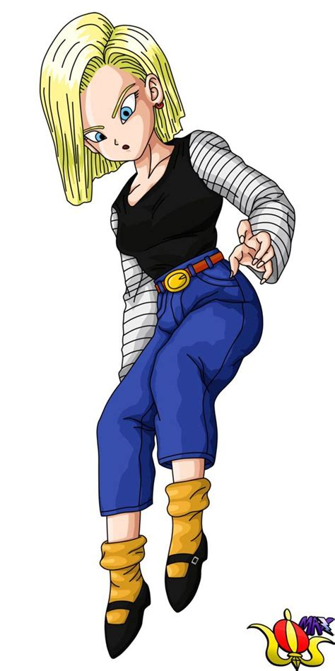 z android 18 277 best 18 images on android 18 z and goku