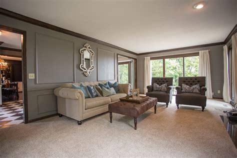 update living room modern house