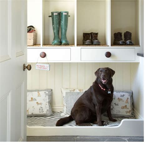 dog bed ideas utility room dog bed country utility rooms 10 of the