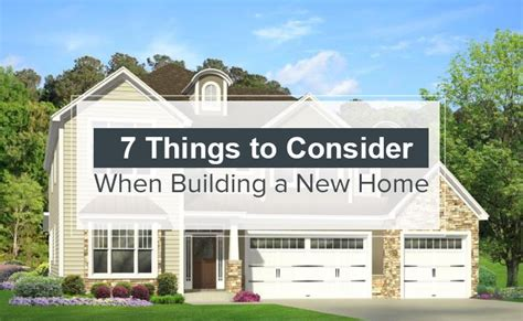 7 things to consider when building a new home mc custom
