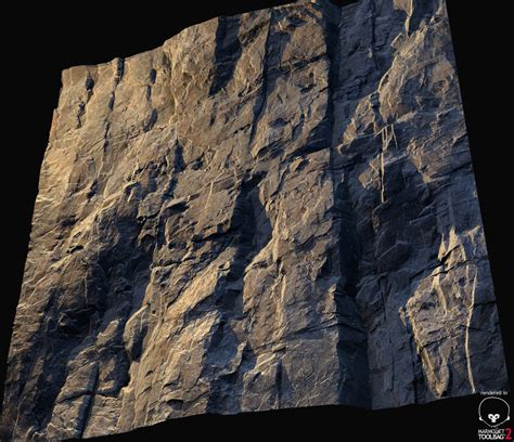 zbrush cliff tutorial cliff tile myeong sup kim on artstation at https www