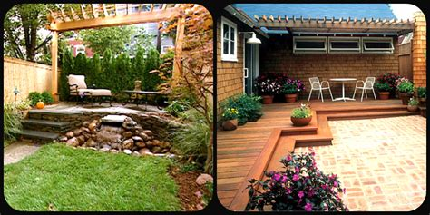 Patio Types Deck Design Ideas And Tips For Small Spaces