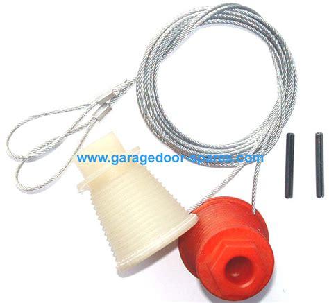 apex garage door cones and cables hexagonal garage