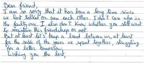 Open Letter To My Ex Best Friend ? RUN WRIGHT