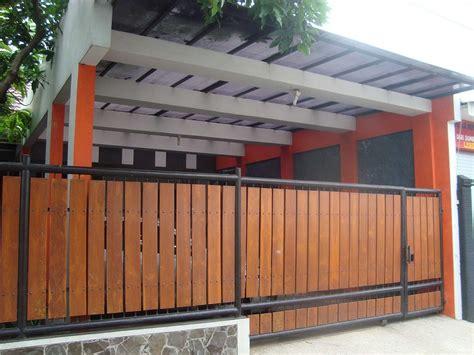 pagar kayu jayawan