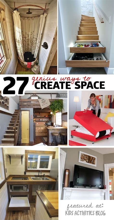diy home organisation ideen 27 genius small space organization ideas