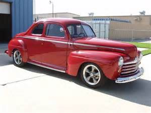46 Ford Coupe 1946 Ford Coupe Fender 46 48 Ford