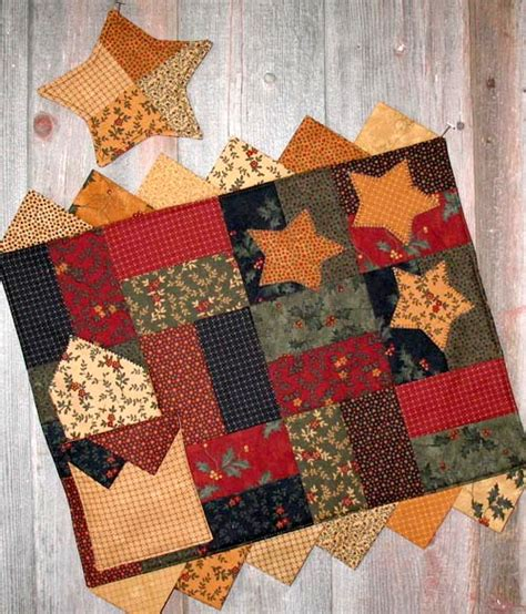Charm Pack Quilt Patterns Moda by Dining Delights Moda Charm Pack Quilt Pattern Placemats Ebay