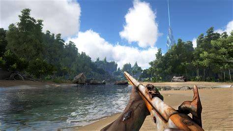 ark boat primitive plus ark primitive plus mod bringt steinzeitrock mit