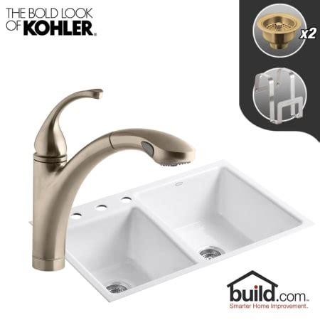 kohler k 5814 4 k 10433 bn brushed nickel faucet clarity