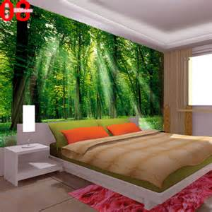 wall scenery murals mural living room wallpaper tv sofa wall decoration