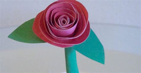 Paper Roses Easy - sewing tutorials crafts diy handmade shannon sews