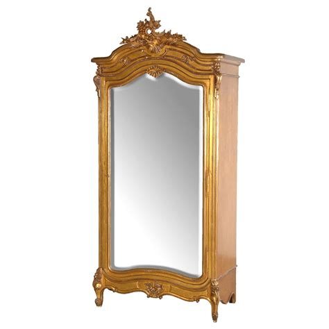 mirror armoire french wardrobes french armoires french bedroom company