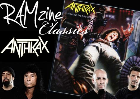 only anthrax anthrax spreading the disease ramzine