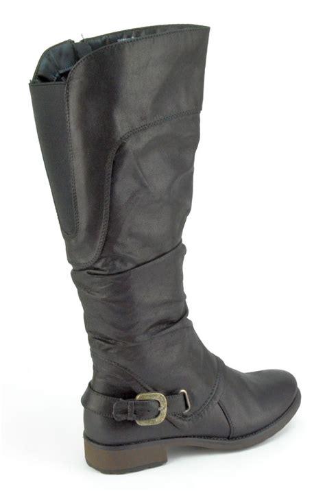 wide width womens boots nib 110 baretraps s boots wide