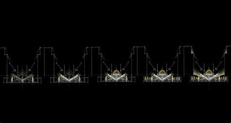 Ldpi Lighting by Ldpi Project King Abdul Aziz Road Masterplan Lighting