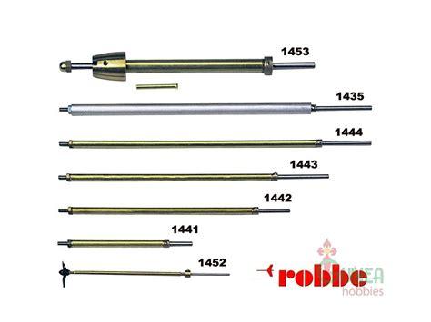 model boat propeller shaft robbe 1435 model boat propeller shaft 300 mm m4