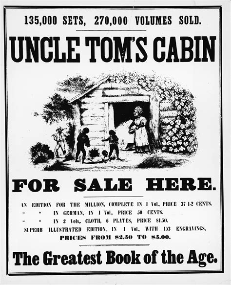 Uncl Toms Cabin by Tom S Cabin Information From Answers