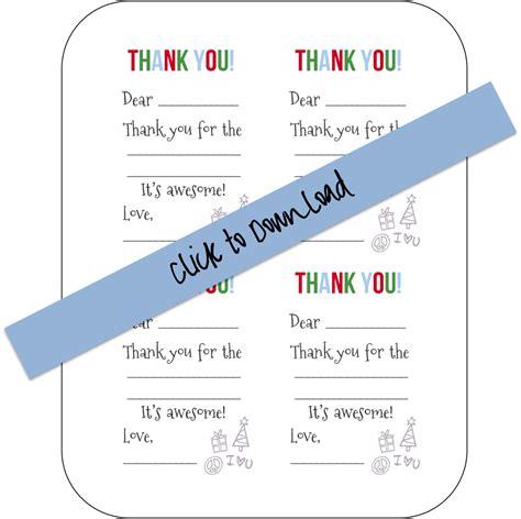 printable christmas thank you notes for teachers free printable christmas thank you notes new calendar