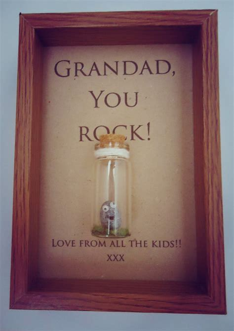 grandad gift grandfather grandpa birthday by