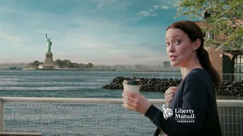 girl in liberty mutual ad brad girl from liberty mutual commercial who totaled brad