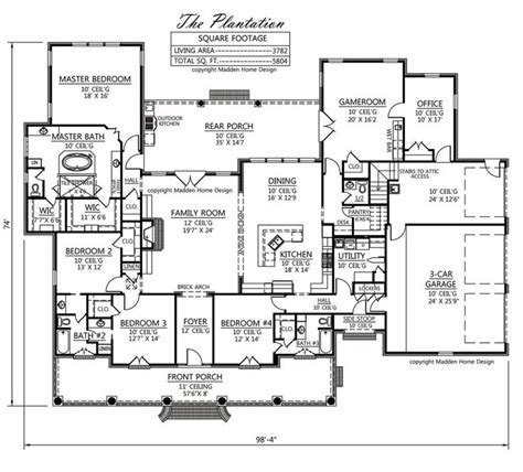 1000 ideas about madden home design on