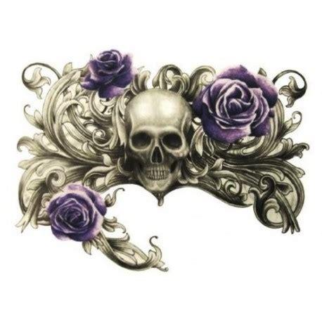 tatouage 233 ph 233 m 232 re cr 226 ne et rose violette