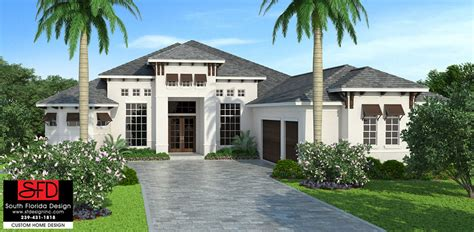 south florida house plans south florida home plans