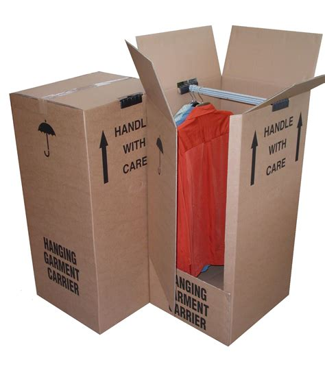 Cardboard Wardrobe Box by Wardrobe Box Small Your One Stop Packaging Shop