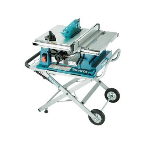 electric bench saw makita 2705x1 10 quot contractor table saw with electric brake and stand