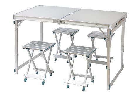 lightweight folding bar stool 4 person aluminum lightweight folding c table with 4