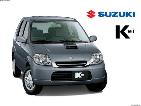 Suzuki Information Suzuki Kei Pictures Information And Specs Auto