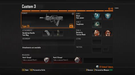 Best 25 Best Type 25 Best Class Setup Call Of Duty Black Ops 2 Weapon