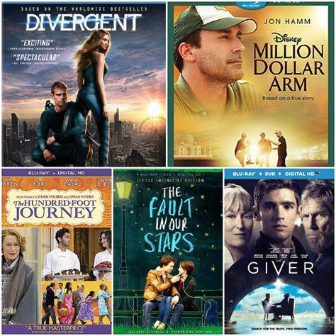 recommended teenage film best of 2014 top 5 inspirational teen movies based on books