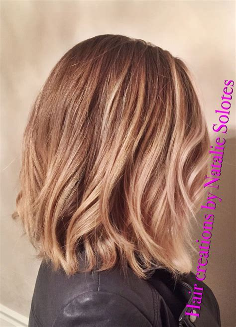 aline cuts and color for women over 50 wavy bob soft a line aline haircut lived in hair and