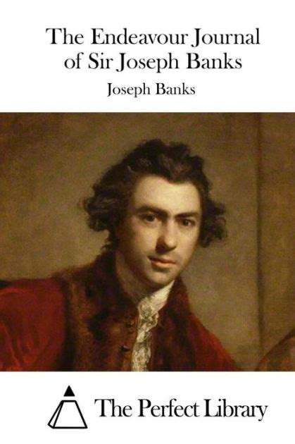 libro joseph banks the endeavour journal of sir joseph banks by sir joseph banks joseph banks hardcover