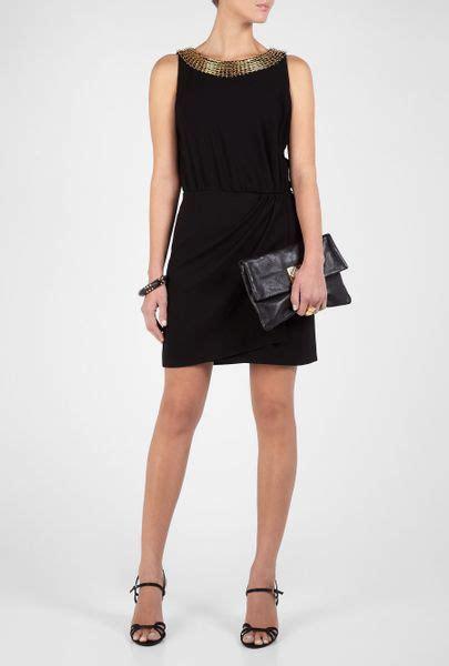 cheap black strappy high heels moschino cheap chic black strappy high heel sandal in
