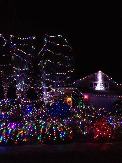 best places to see holiday lights in the san diego area