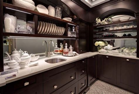 Paint Colors For Kitchen With Oak Cabinets by Luxury Pantry Design Ideas And Images Home Design