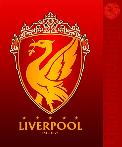 Bantal Logo Liverpool New By Aone liverpool crests