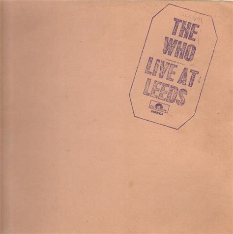 193 the who live at leeds