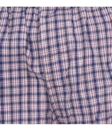 True Free Background Check True Fashion Multicolour Cotton Checks Boxer Shorts Pack Of 4 Buy True Fashion
