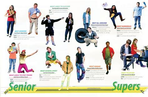 yearbook superlatives layout 48 best yearbook ideas images on pinterest page layout